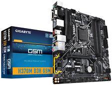 Placa base Gigabyte 1151-8g H370m D3h GSM Pgk02-a0022308