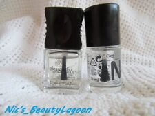 2x BASE / TOP COATS, nail varnish, Alessandro, Cien, NEW