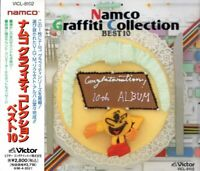 Game CD Namco Graffiti Collection Best 10