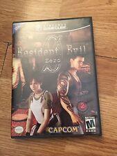 Resident Evil 0 Nintendo GameCube Game Cib DD
