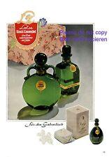 Parfum Lohse Uralt Lavendel XL Reklame 1941 Parfüm Perfume Werbung Weihnachten +