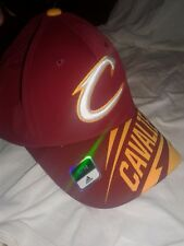 Cleveland Cavaliers Adidas NBA Layup Flex Fitted Cap/Hat
