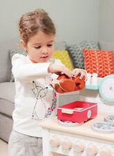 Indigo Jamm Wooden Cutting Chicken Pretend play food kitchen toys