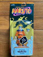 MATTEL SHONEN JUMP NARUTO NINE TAILED FOX HEAD BATTLE READY NARUTO SEALED