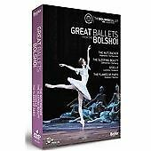 Great Ballets From The Bolshoi The Nutcracker; The Sleeping Beauty; Giselle