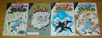Trouble With Girls: Night of the Lizard #1-4 VF/NM complete series epic set 2 3