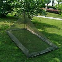 Camping Hammock Insect Mosquito Net Mesh Tent Sleeping Canopy for Single Person