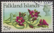 c351) Falkland Islands. 1972. Used. SG 288 25p. Flowers
