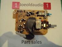 Harman Kardon AVR 20 Original Volume Board Part # 4002033020A. Parting AVR 20