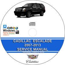 2010 escalade ext service and repair manual