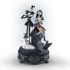 Nightmare Before Match Made In Halloween Jack Sally Musical Figurine Nmbx