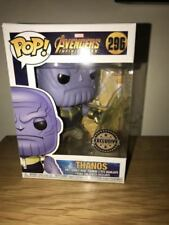 Thanos Pop! Vinyl TV, Movie & Video Game Action Figures