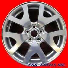 "PONTIAC GRAND PRIX 2004 17"" POLISHED SILVER ORIGINAL OEM WHEEL RIM 99306 TW"