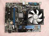 MSI K9N6PGM2-V2 Mainboard mit AMD Atlon Core 2 4455B und 2 GB Arbeitsschpeicher
