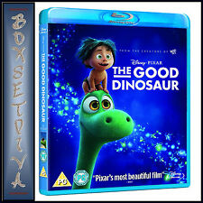 The Good Dinosaur Disney Pixar Blu-ray Region B