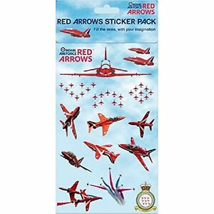 RED  ARROWS  STICKER PACK