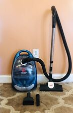 Bissell OptiClean Bagless Bare Floor Canister Vacuum Cleaner ~ Model 66T6-1
