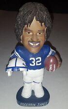 NFL Collectible Edgerrin James Indianapolis Colts 32 Bobblehead Bobble Dobble