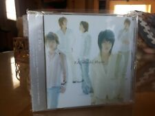 TVXQ Tohoshinki - Begin (6th Single) Maxi-Single. JAPAN. New Sealed!
