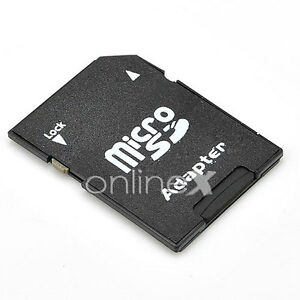 Adaptador Tarjeta Micro SD a SD  Secure Digital a0888