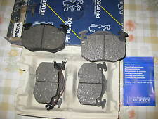 NEW FRONT BRAKE PADS - FITS: RENAULT 5 ALPINE GORDINI TURBO & MAXI II (1981-88)