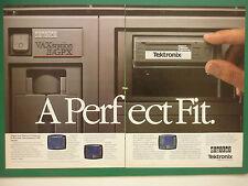8/1986 PUB DIGITAL COMPUTER VAxSTATION II/GPX TEKTRONIX ENGINEERING SOFTWARE AD