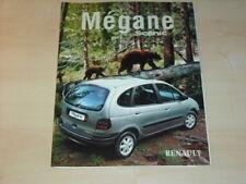 28781) Renault Megane Scenic Prospekt 1997