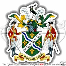 LINCOLNSHIRE Wappen FRANKREICH UK Englisch ANGLETERRE Vinyle Autocollant aufkleber