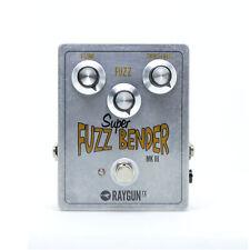 More details for raygun fx super fuzz bender mkiii - handmade guitar fx pedal fuzzbox new