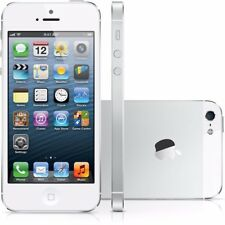 *MINT* Unlocked AT&T Apple iPhone 5 16GB White Silver A1428 GSM Smart Cell Phone
