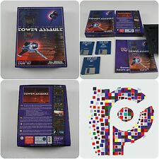 Alien Breed Tower Assault A Team 17 Game for the Amiga tested & working