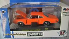 M2 MACHINES 1/64 MOPAR GARAGE R36 1970 DODGE SUPER BEE  HEMI ORANGE NEW