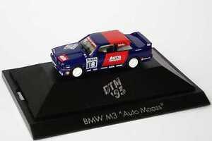1:87 BMW M3 E30 DTM 1993 Auto Maass Auto Magasine 18 Kurt Roi - Herpa 035774