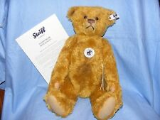 Steiff Teddy Bear 1925 Classic Replica Bear Brass 403255 Limited Edition 40cm