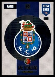 Panini 365 Adrenalyn XL 2017 Club Badge FC Porto No. 248
