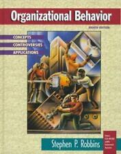 Organizational Behavior: Concepts, Controversies, Applications (8th Edition)