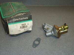 New Carter Fuel Pump M60329 Fits Ford Escort EXP Mercury Lynx LN7