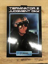 NECA Terminator 2 Judgement Day Ultimate T-1000 Motorcycle Cop Action Figure