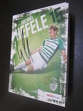 44406 Michael Hefele Greuther Fürth original signierte Autogrammkarte