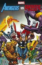 AVENGERS VS. FANTASTIC FOUR TPB Marvel Comics TP