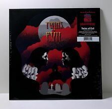 HARRY ROBINSON Twins Of Evil OST/Score VINYL LP Sealed HAMMER Death Waltz