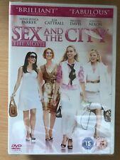 Sarah Jessica Parker Kim Cattrall SEX & the city the movie 2008 Película RU DVD