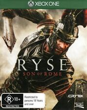 Ryse Son of Rome Game Xbox One Microsoft Xbox One Brand New FACTORY SEALED