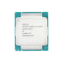 Intel Xeon E5-2630 V3 Prozessoren 2,4 GHz CPU 8 Cores 20MB 85W SR206 FCLGA2011-3