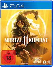 Mortal Kombat 11 - Playstation 4 (NEU & OVP!)