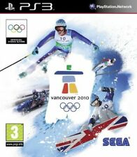 Vancouver 2010: The Official Video Game of the Olympic Winter Games (PS3)