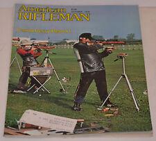 Magazine American Rifleman, OCTOBER 1979 !!! BROWNING BAR High-Power RIFLE !!!