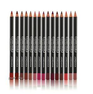 Jordana _Classic Color lipliner Pencil _Sealed_LipLiner Makeup_Made in USA_Pick!