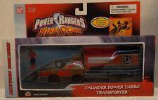 Power Rangers Ninja Storm - Action Racers Thunder Power Turbo Transporter (MISB)
