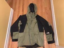 THE NORTH FACE Vintage 90's Gore Tex Mountain Light Jacket Tumbleweed Sz XL